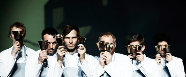 """Pantha Du Prince & The Bell Laboratory 
