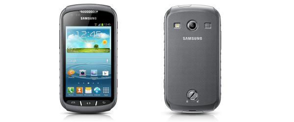 Samsung apresenta GALAXY Xcover 2
