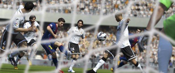 FIFA 14 - Pure Shot