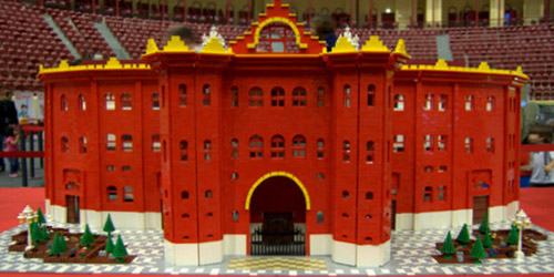 CAMPO PEQUENO LEGO(R) FAN EVENT