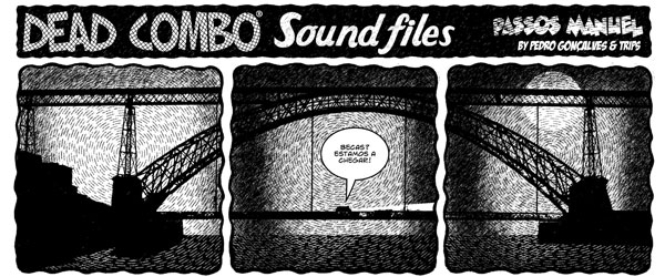 """Dead Combo: Sound Files"" 