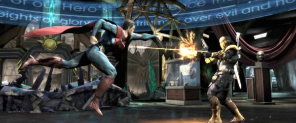INJUSTICE: GODS AMONG US | Análise