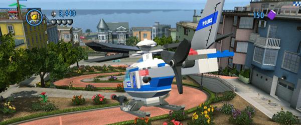 """""""Lego City Undercover"""""""