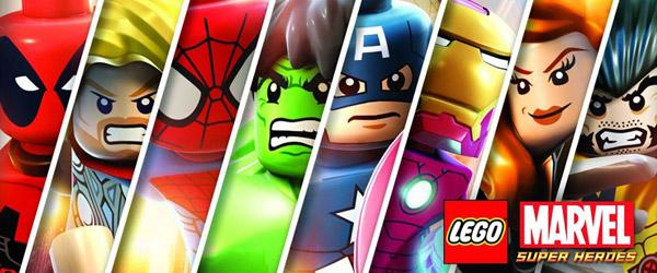 LEGO® MARVEL™ SUPER HEROES – Primeiro Video
