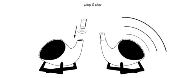 Megaphone iPhone