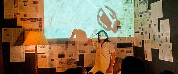 Teatro Rápido Maio 2013 - Gisberta
