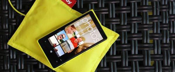Nokia Lumia 820 - Fatboy