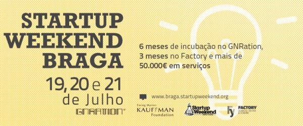 Startup Weekend Braga