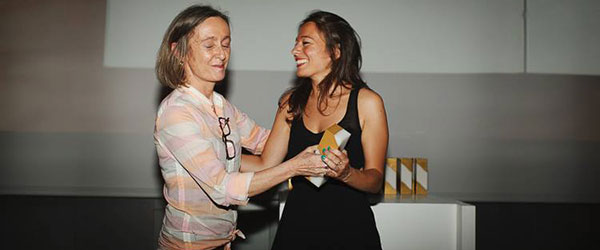 Francisca Torres vence Prémio LAUS 2013