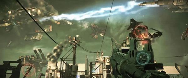 """""""Killzone: Mercenary"""" PS VITA"""
