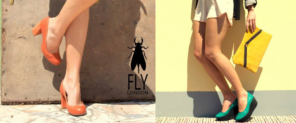 Summer Tones by Fly London