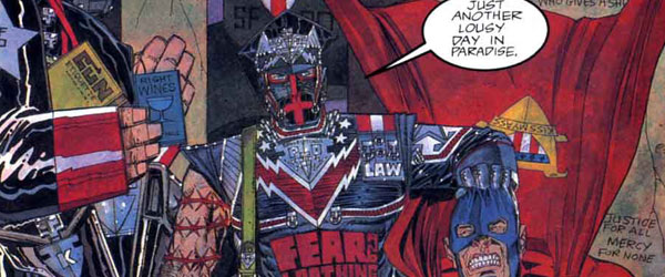 Marshal Law: The Deluxe Edition | Pat Mills e Kevin O'Neill