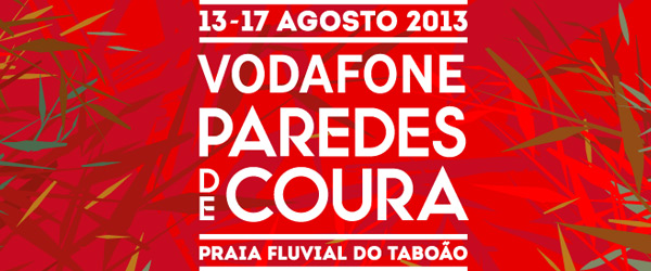 Vodafone Paredes de Coura 2013 | Dia #1 (13.08.2013)