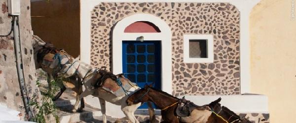 Santorini – um destino de sonho