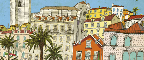 """Lisboa"" | David Pintor"
