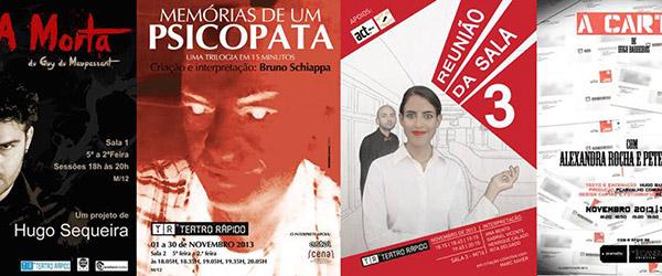 Teatro Rápido | Novembro 2013