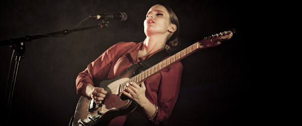 Anna Calvi @ Aula Magna, Lisboa – 17/12/2013