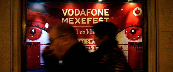 Vodafone Mexefest | Dia 2 (30.11.2013)