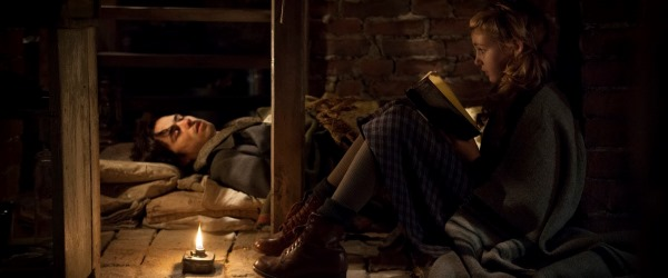The Book Thief - A rapariga que roubava livros