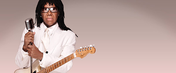 Nile Rodgers confirmado a 1 de Junho no Rock in Rio-Lisboa