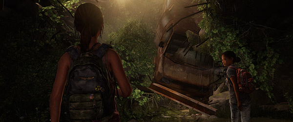 The Last of Us – Left Behind