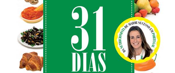 """As receitas – a dieta dos 31 dias"" | Ágata Roquette"