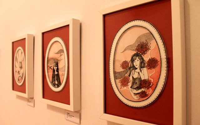 """""""Exposição coletiva de arte e poesia"""""""
