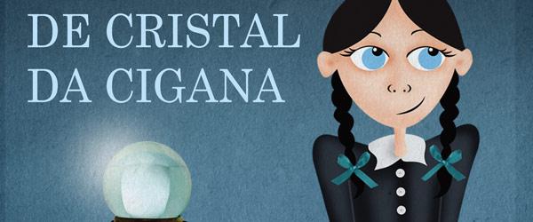"""Flavia de Luce e a Bola de Cristal da Cigana"" | Alan Brandley"