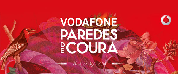 CUT COPY, BLACK LIPS E THE DODOS NO VODAFONE PAREDES DE COURA