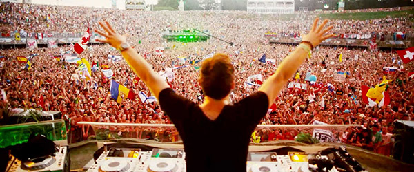 MTV transmite Festival Tomorrowland 2014