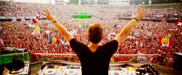 MTV transmite Festival Tomorrowland 2014