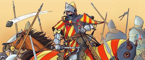 """""""A Batalha – 14 de Agosto de 1385""""   Pedro Massano"""