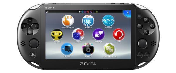 Novo modelo da PlayStation®Vita à venda em Portugal