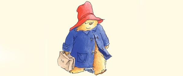 """""""Um urso chamado Paddington""""   Michael Bond"""