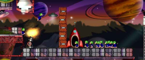 Lemmings Touch - PS Vita