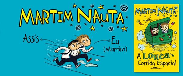 Martim Nauta – A louca corrida espacial