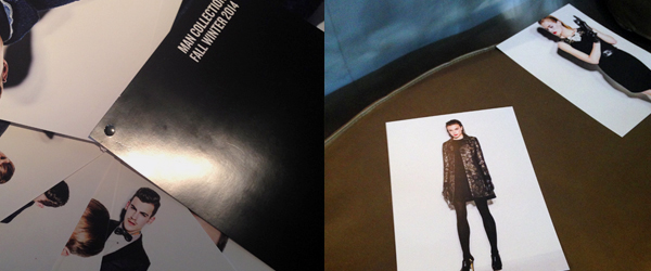 Coleção outono/inverno Sisley 2014-15