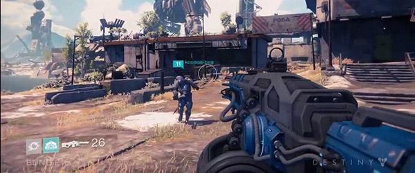 Destiny PS4 Gameplay