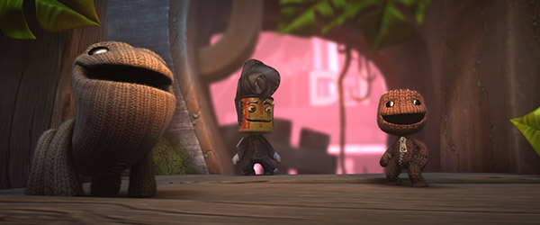 "Apresentação de ""LittleBigPlanet 3"" na Lisbon Games Week"
