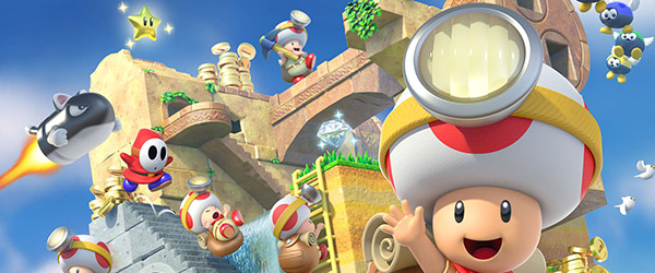 Captain Toad: Treasure Tracker | Análise