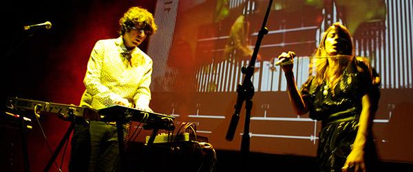 Mirror People @ Musicbox - Fotografia de João Alves Ferreira