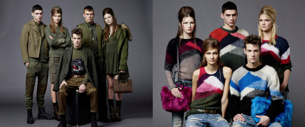 Diesel Outono-Inverno 2015