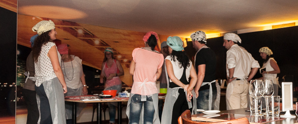 Workshop Taping y Daiquiris - Volver by Chakall