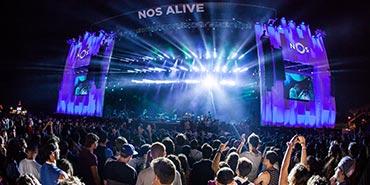NOS Alive! 2015 | Antevisão