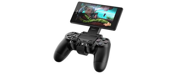 Sony ps4 remote play xperia z3