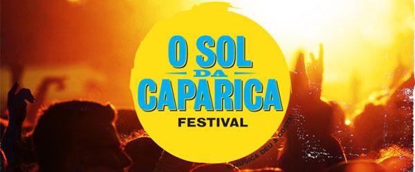 Festival O Sol da Caparica 2015 | Antevisão