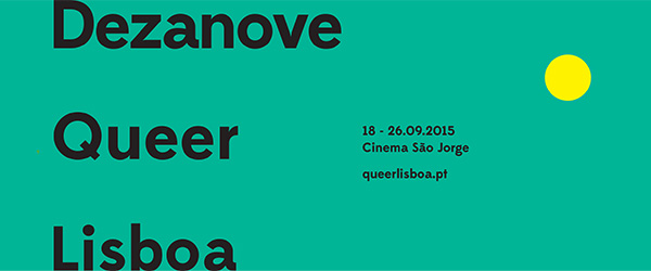 19º Festival Queer Lisboa