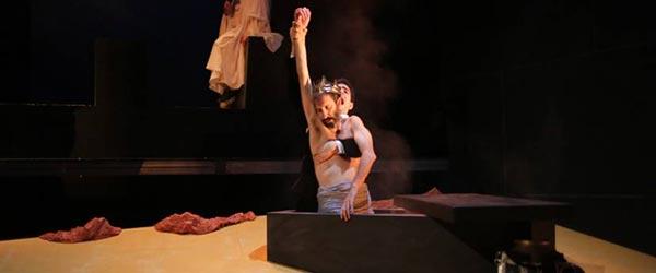 Hamlet regressa ao Teatro Municipal Joaquim Benite