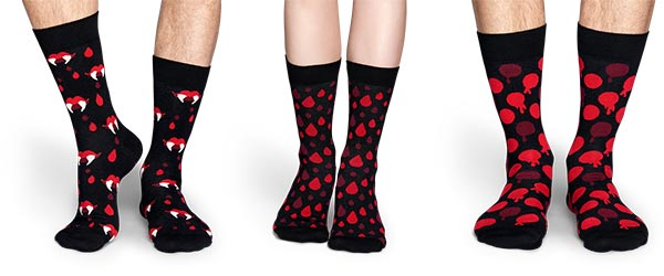 HAPPY SOCKS x Robert Rodriguez