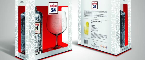 Beefeater 24 lança novo pack